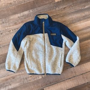 Under Armour Storm Navy and Shearling Jacket
